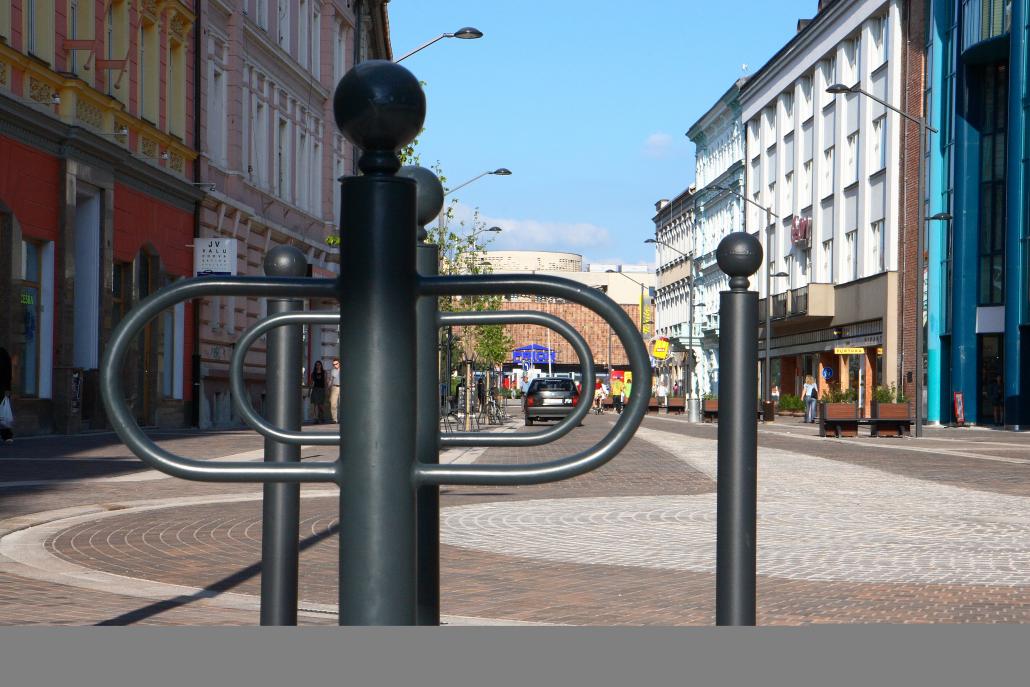 Rekonstrukce veřejných prostranství