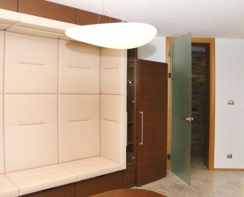 Vybavení interiéru rodinného domu