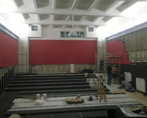 Rekonstrukce kina