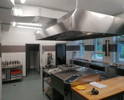 Rekonstrukce kuchyně MŠ