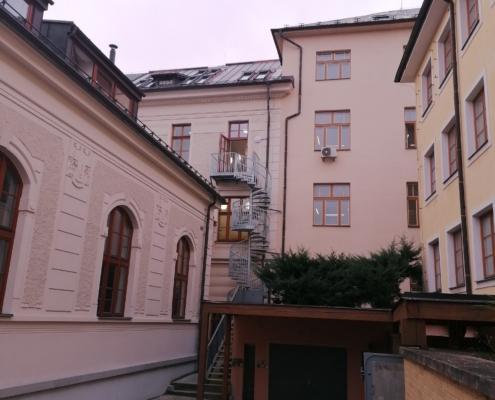 Multifunkční učebna, výtah a stavební úpravy ZŠ Štáflova, Havlíčkův Brod